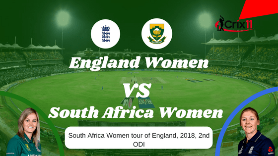 Today Cricket Prediction SA-W vs ENG-W 2nd ODI Match