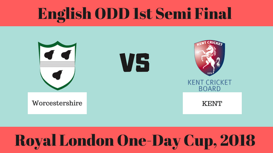 Today Cricket Match Prediction KET vs WOR 1st Semi-Final