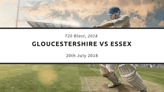 Today Match Prediction GLO vs ESS 20th July T20I