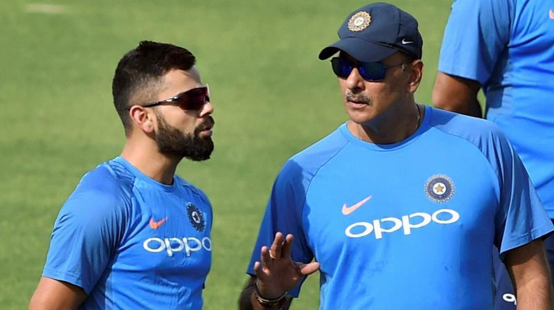 Ravi Shastri Say's Kohli Would Like To Prove His Best Batsman Tag 4