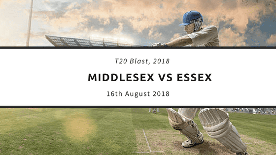 Today Match prediction of ESS vs MID 16th August T20