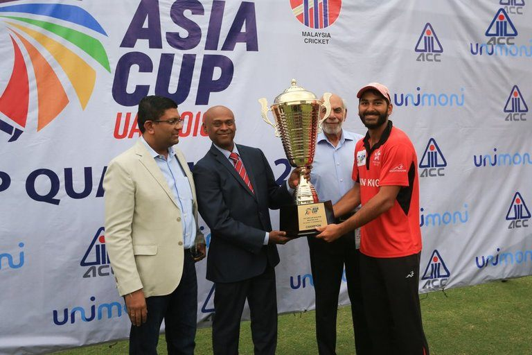 Hong Kong Qualify for Asia Cup 2018 Defeating UAE