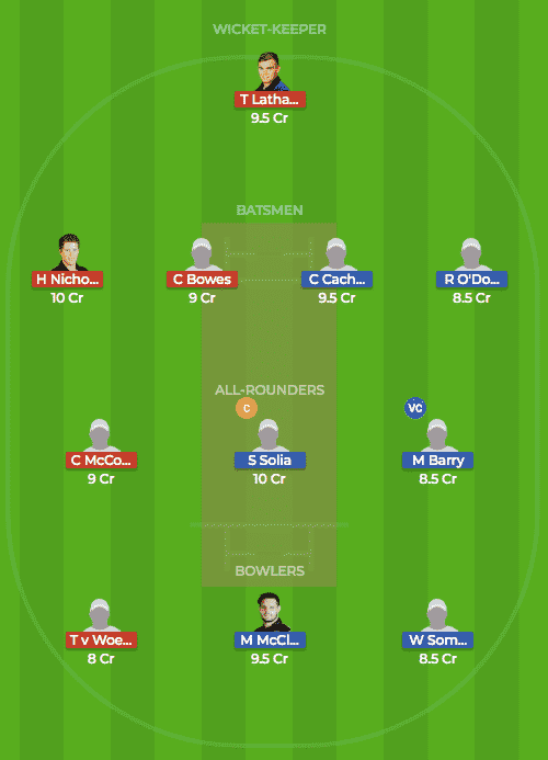 Today dream 11 match prediction of AUK vs CTB