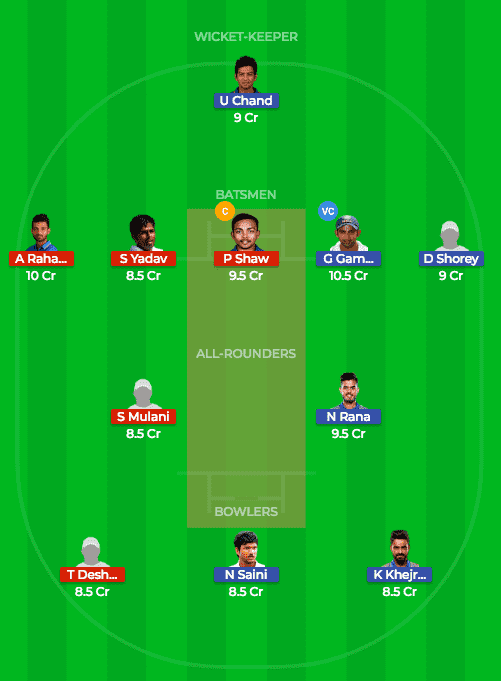 DLH vs MUM Dream11 Prediction