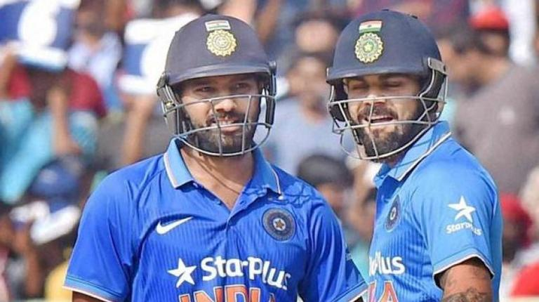 ICC ODI Ranking: Rohit Sharma Placed at 2nd Position