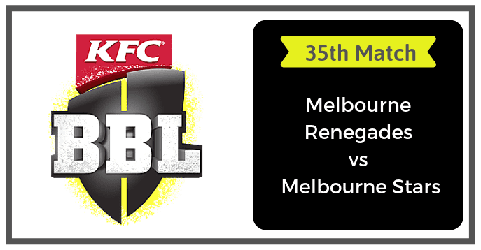 MLR vs MLS Dream11 Prediction & Playing 11 35th Match BBL