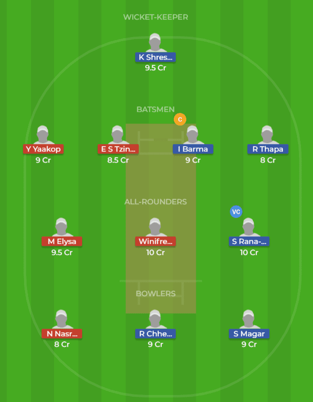 NP-W vs ML-W Dream11