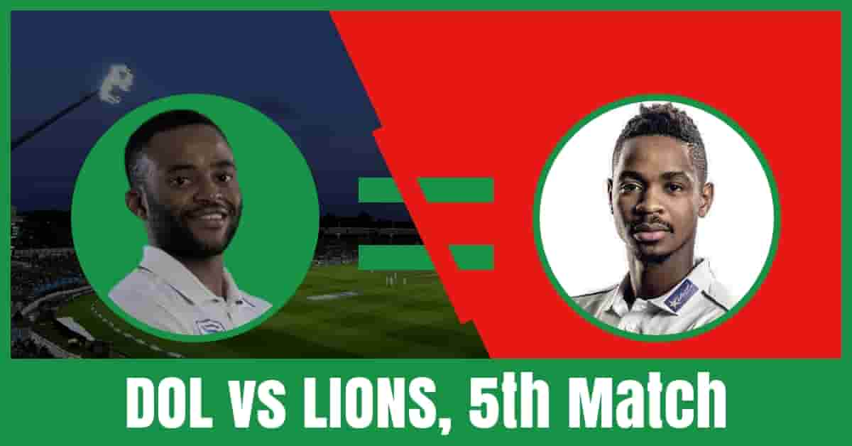 Today Match Prediction of DOL vs HL 5th T20