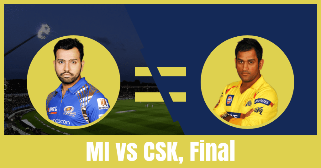 MI vs CSK Dream11 Prediction