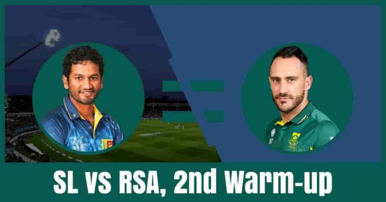 SL vs SA Dream11 Prediction 2nd Warm-Up Match [Expert Tips]