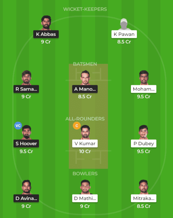BP vs HT Dream11 Team Prediction