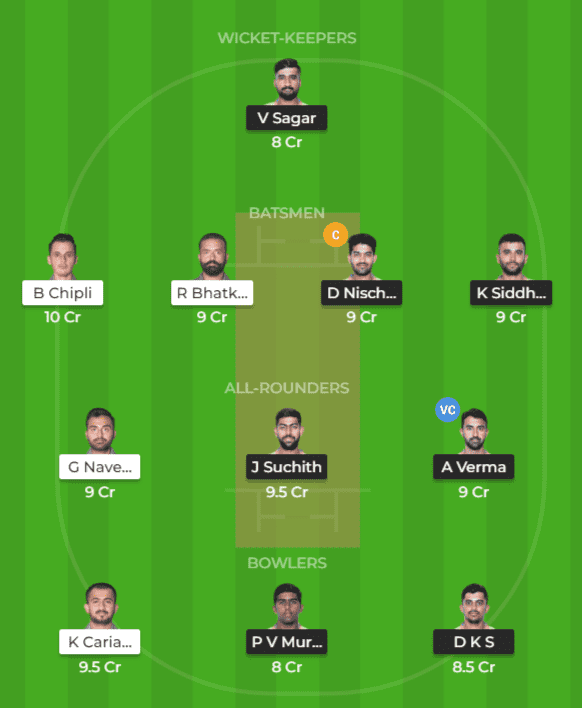 MW vs BIJ Dream11 Grand League Team Prediction