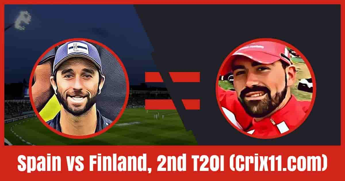 FIN vs SPA Dream11 Prediction 2nd T20I August 2019