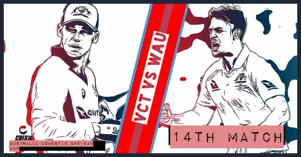 VCT Vs WAU Dream11 Prediction 14th Match