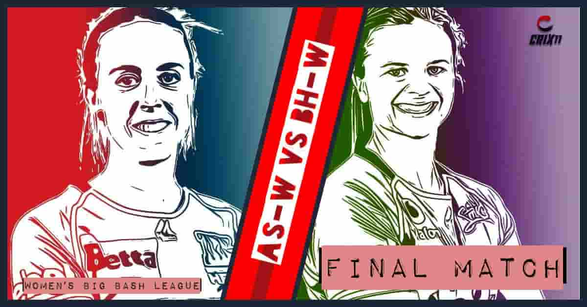 AS-W vs BH-W Dream11 Prediction Final Match WBBL 2019