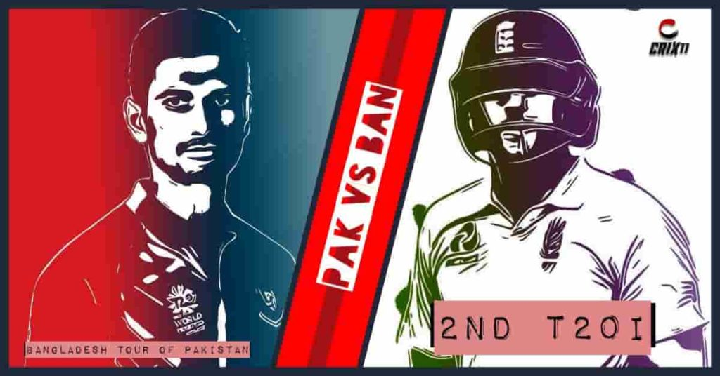 PAK vs BAN Dream11 Prediction 2nd T20I Bangladesh tour of Pakistan 2020