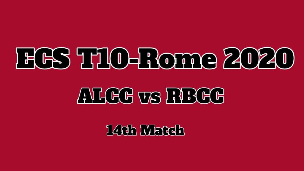 ALCC vs RBCC Dream11