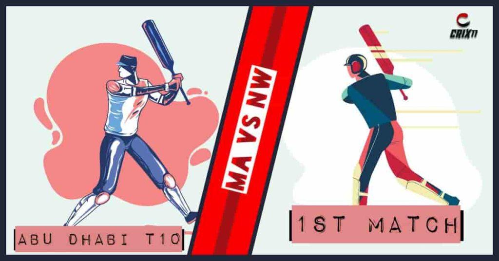 MA vs NW Dream11